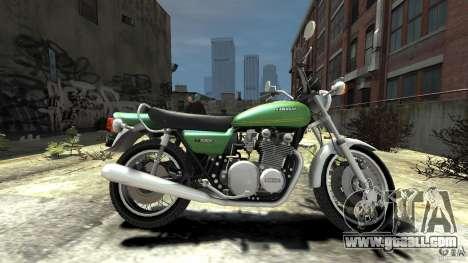 Kawasaki Z1000A1 for GTA 4