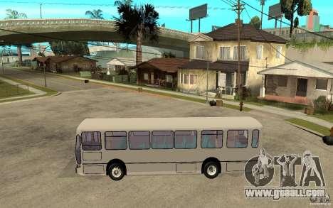 Rocar De Simon 412-260 for GTA San Andreas left view