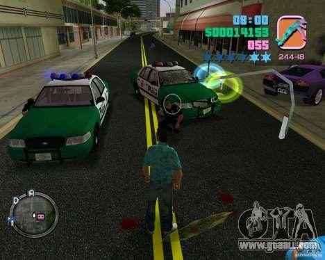New clothes cops for GTA Vice City fifth screenshot