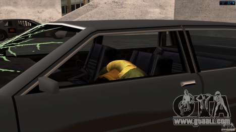 Death in the car for GTA San Andreas second screenshot
