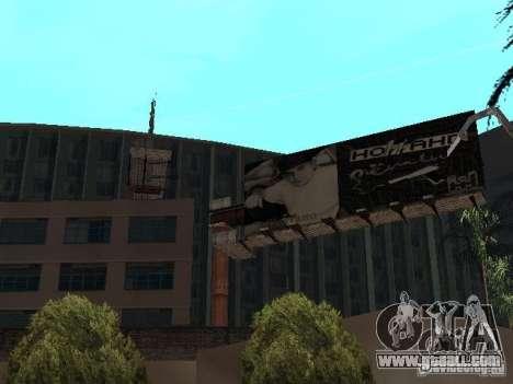Rep quarter v1 for GTA San Andreas fifth screenshot