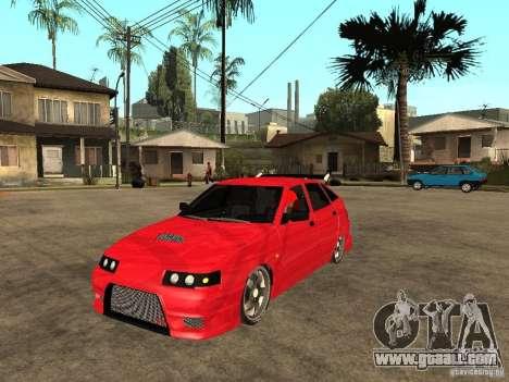 Lada 2112 GTS Sprut for GTA San Andreas