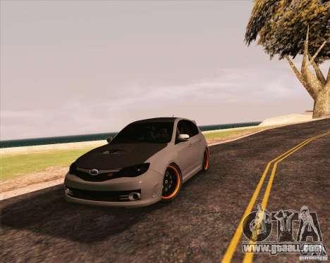 NFS The Run ENBSeries for SAMP for GTA San Andreas seventh screenshot