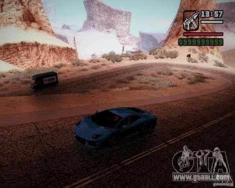SA DirectX v1.2a for GTA San Andreas second screenshot