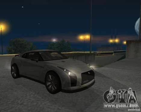 Nissan GT-R Pronto for GTA San Andreas