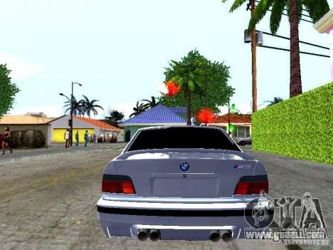 BMW M3 E36 Light Tuning for GTA San Andreas left view