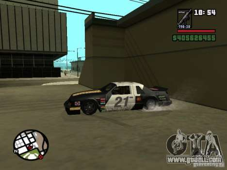 Transfender fix for GTA San Andreas third screenshot