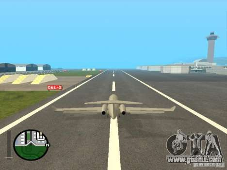 Job pilot for GTA San Andreas forth screenshot