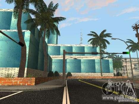 Obnovlënyj Hospital of Los Santos v. 2.0 for GTA San Andreas fifth screenshot