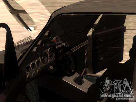 VAZ 2106 Drag Racing for GTA San Andreas side view