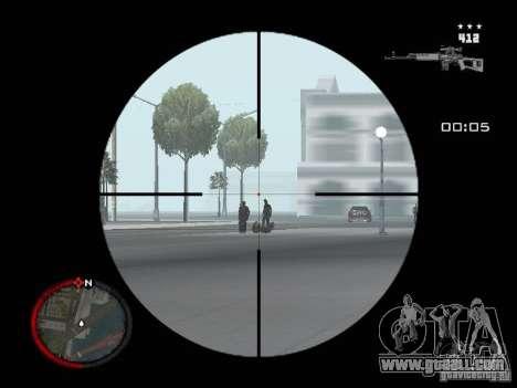 MASSKILL for GTA San Andreas sixth screenshot