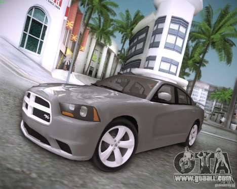 Dodge Charger 2011 v.2.0 for GTA San Andreas side view