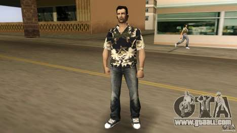 Vercetti Gang wear for GTA Vice City