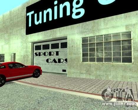 HD Motor Show for GTA San Andreas twelth screenshot