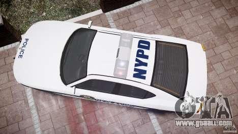 FIB Buffalo NYPD Police for GTA 4 upper view