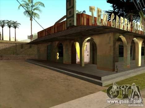 Legal business Cidžeâ for GTA San Andreas second screenshot