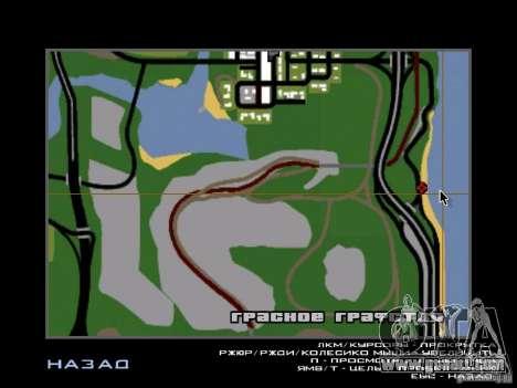 The secret underground city v1.0 for GTA San Andreas forth screenshot