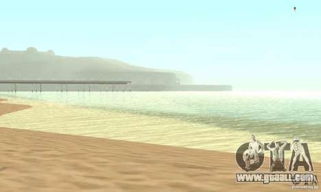 0.075 ENBSeries (just water) for GTA San Andreas third screenshot