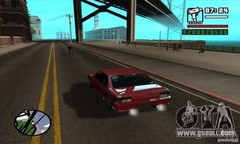 Enb Series HD v2 for GTA San Andreas second screenshot