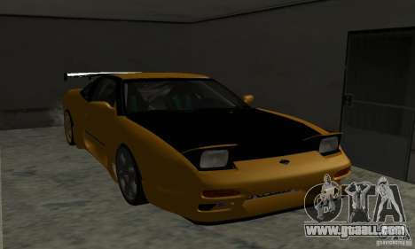 Nissan 240SX Drift Tuning for GTA San Andreas