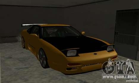 Nissan 240SX Drift Tuning for GTA San Andreas