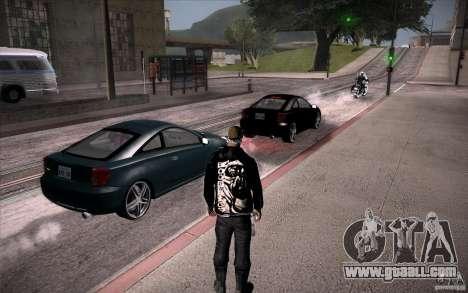 Lensflare 1.1 Final for GTA San Andreas fifth screenshot