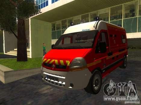 Oživlënie hospitals in Los Santos for GTA San Andreas