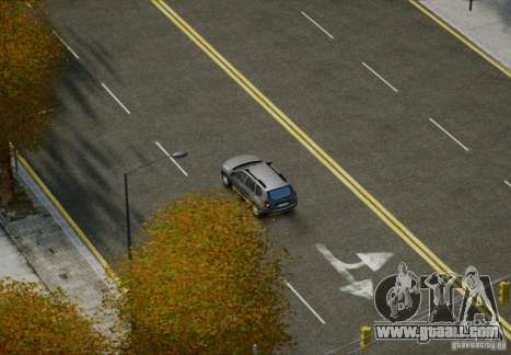 HD Roads for GTA 4 forth screenshot