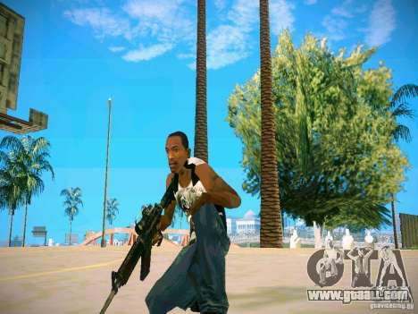 HD Pack weapons for GTA San Andreas seventh screenshot