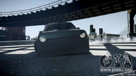 Volkswagen Golf 2 Low is a Life Style for GTA 4 right view