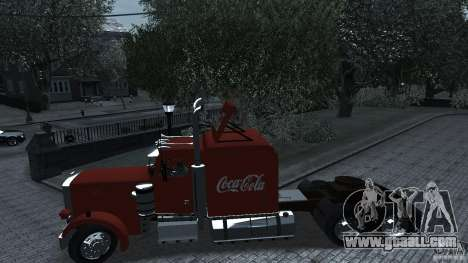 Coca-Cola for GTA 4 left view