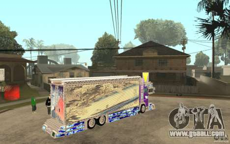 ART TRACK for GTA San Andreas right view