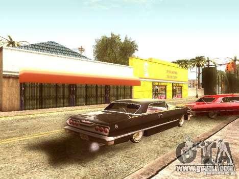 New Enb series 2011 for GTA San Andreas seventh screenshot