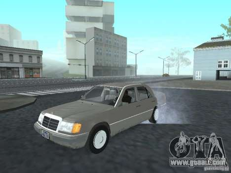Mercedes-Benz 250D for GTA San Andreas left view