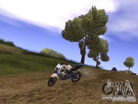 Yamaha V-Ixion for GTA San Andreas