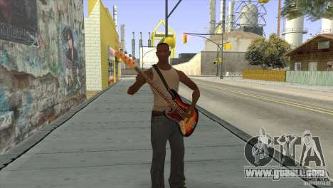 MOVIE songs on guitar for GTA San Andreas eleventh screenshot