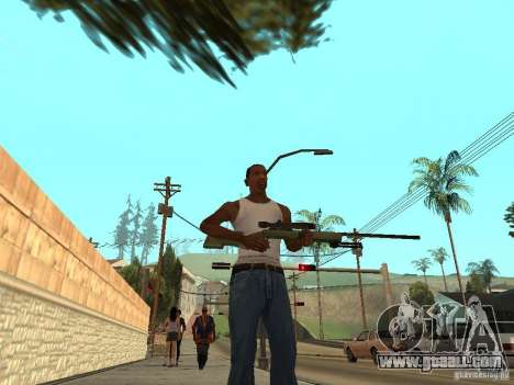 M40A3 for GTA San Andreas