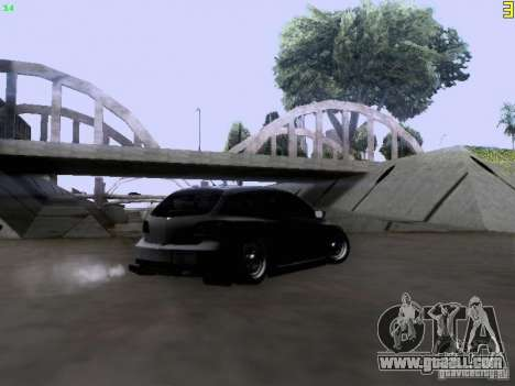 Mazda Speed 3 Stance for GTA San Andreas right view
