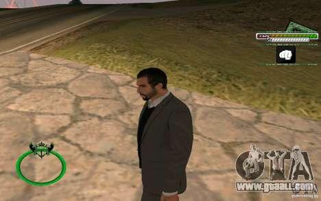 New HD Skin Businessman for GTA San Andreas second screenshot