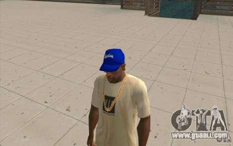 Cap WCCB for GTA San Andreas
