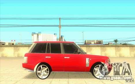 Arfy Wheel Pack 2 for GTA San Andreas ninth screenshot