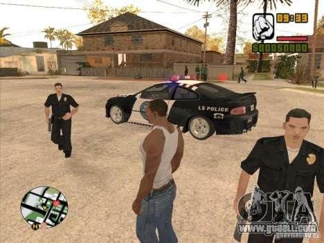 Call the Police for GTA San Andreas