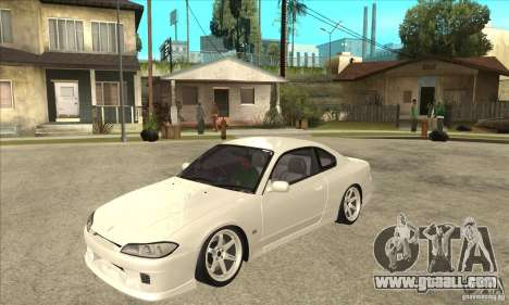Nissan Silvia S15 Japan Drift for GTA San Andreas