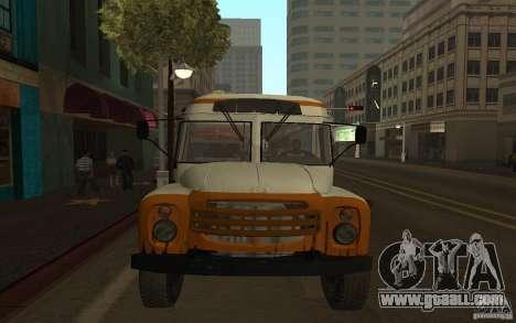 Kavz 3976 KAVZOZIL for GTA San Andreas upper view