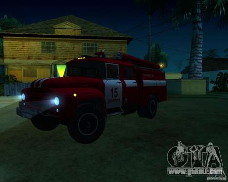 ZIL 130 AC 40 for GTA San Andreas