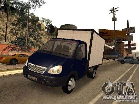 GAZ 3302-14 for GTA San Andreas