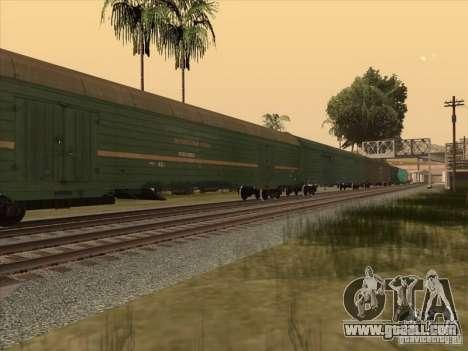 Wagon # 59004960 for GTA San Andreas left view
