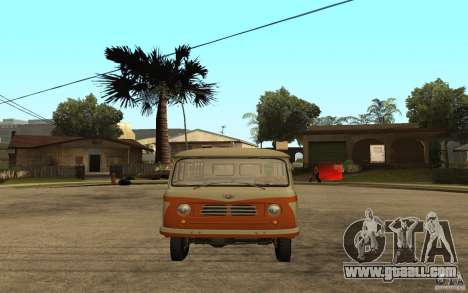 UAZ 450v for GTA San Andreas right view