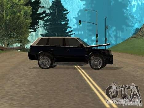 Huntley in GTA IV for GTA San Andreas
