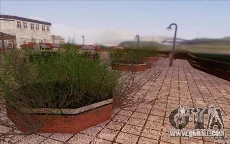 Behind Space Of Realities 2013 for GTA San Andreas third screenshot